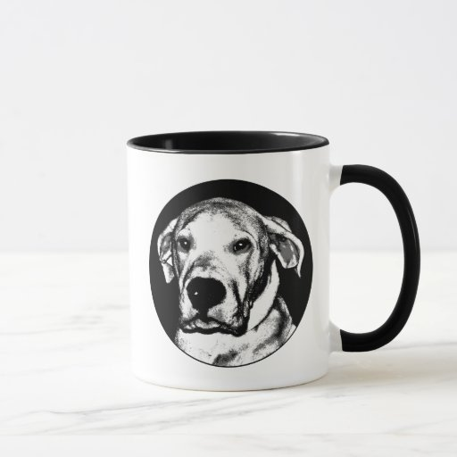 Taza del argentino de Dogo