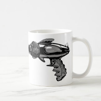Taza del arma de rayo