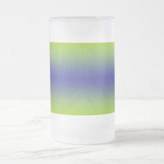 Taza del arte abstracto