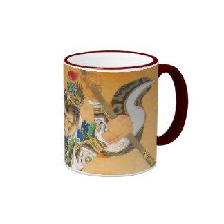 Taza del arte de rey Sun Wukong chinese del mono