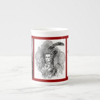 Taza del arte del Victorian Taza De China