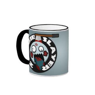 Taza del asesino del zombi