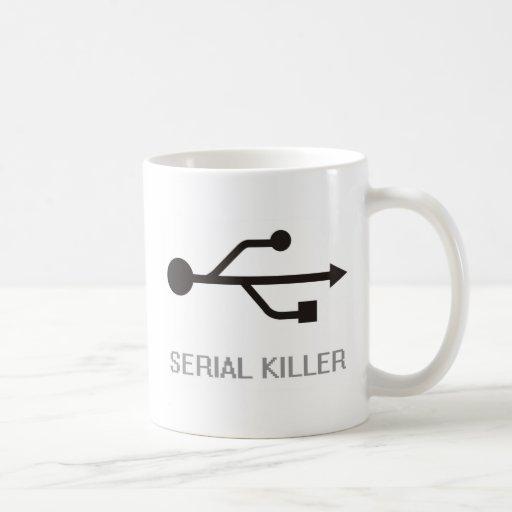 Taza del asesino en serie