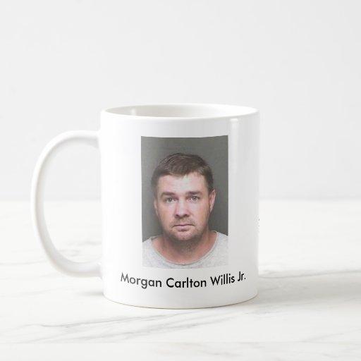 Taza del asiduo de Morgan