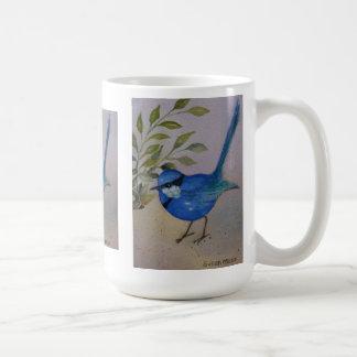 Taza del azul de Spendidly