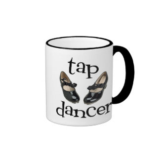 Taza del bailarín de golpecito