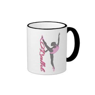 Taza del ballet