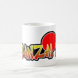 Taza del Banzai