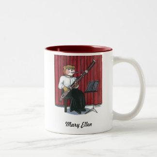 Taza del Bassoon