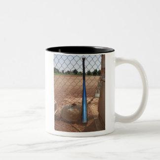 Taza del bate de béisbol