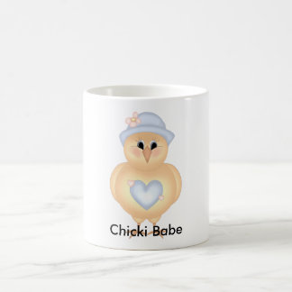 Taza del bebé de Chicki
