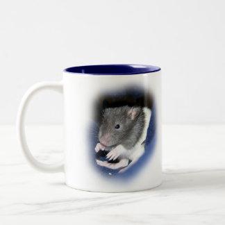 Taza del bebé de Rattie
