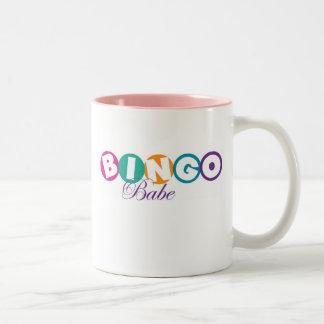 Taza del bebé del bingo