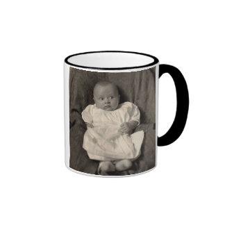 Taza del bebé del vintage