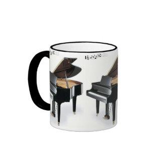 taza del Bebé-magnífico-piano