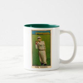 Taza del béisbol