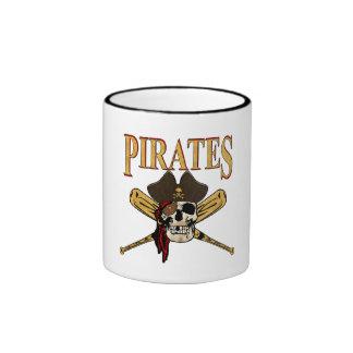 Taza del béisbol de Pittsburgh