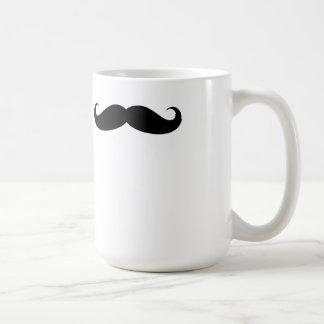 Taza del bigote