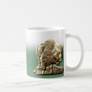taza del bisonte