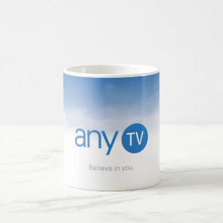 taza del blanco de any.TV