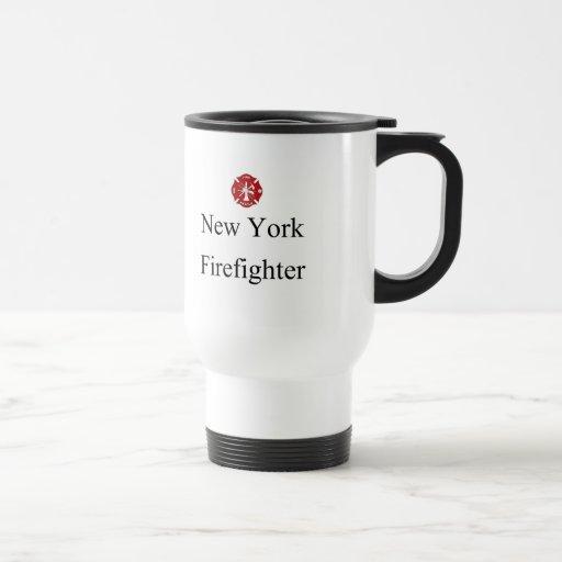 Taza del bombero