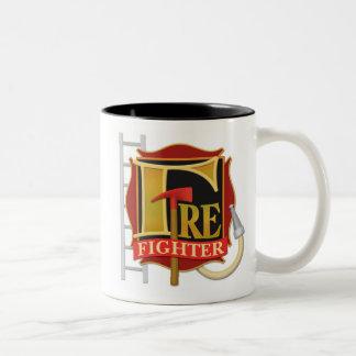 """Taza del """"bombero"""""""