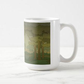 Taza del bosque