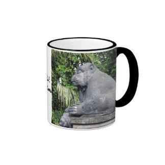 Taza del bosque del mono