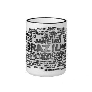 Taza del BRASIL