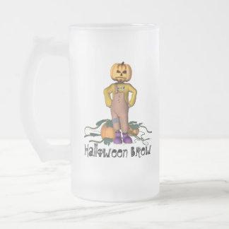 Taza del Brew de Halloween