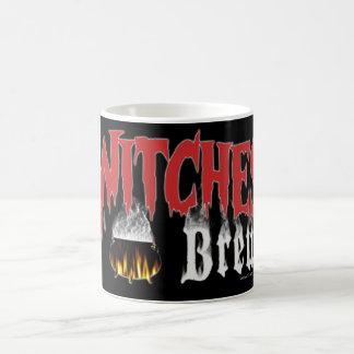 Taza del Brew de las brujas