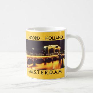Taza del bus turístico - Holanda