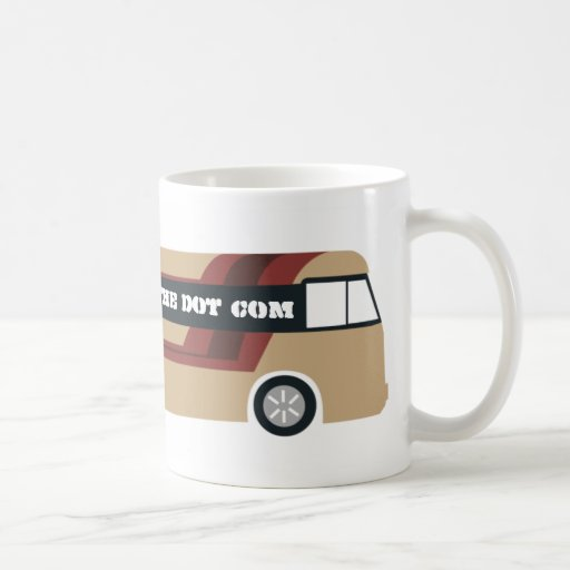 Taza del bus turístico - modificada para