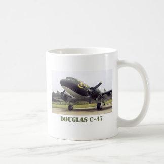 Taza del C-47 de Douglas