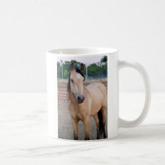 Taza del caballo