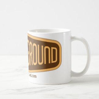 Taza del café con leche de FreshGround