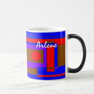 Taza del café de Arlene