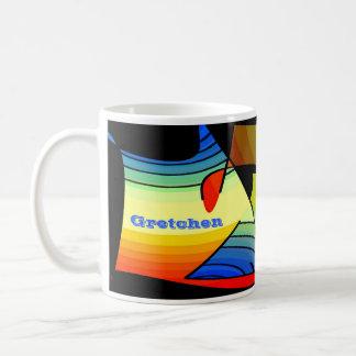 Taza del café de Gretchen
