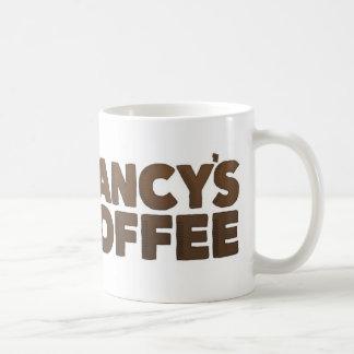 Taza del café de Nancy