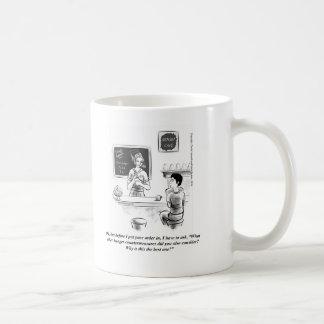 Taza del café de Sensei