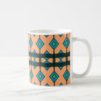Taza del café/de té con diseño al sudoeste