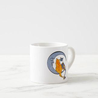 Taza del café express de MoonKats