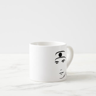 Taza del café express de Yukio Mishima Tazita Espresso