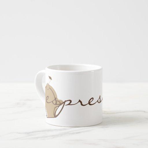 Taza del café express del café taza espresso
