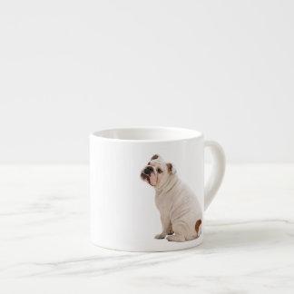 Taza del café express del dogo taza espresso