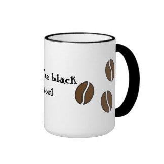 Taza del café sólo