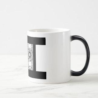 Taza del café sólo blanco y