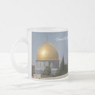 Taza del calendario de Jerusalén 2014