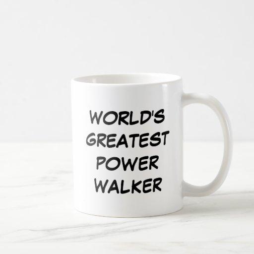 """""""Taza del caminante del poder más grande del mundo"""