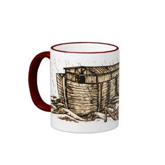 Taza del campanero de la arca de Noah